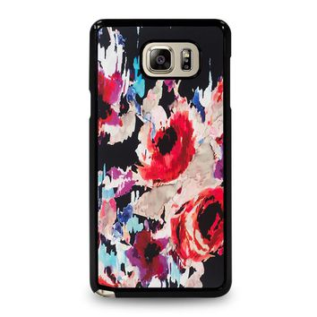 KATE SPADE HAZY FLORAL Samsung Galaxy Note 5 Case Cover