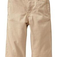 Old Navy Twill Uniform Khakis For Baby