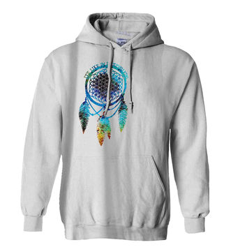 Bring Me The Horizon Dream Catcher Galaxy New Hoodie for Mens Hoodie and Womens Hoodie