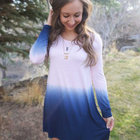 Wild and Free Tunic - Baby Pink