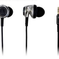 Audio Technica SonicPro Port ATH-CKM1000 In-ear Dynamic Headphones