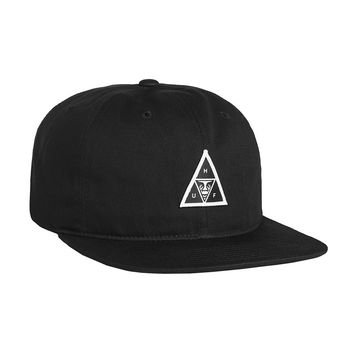 Huf x Obey 6 Panel In Black