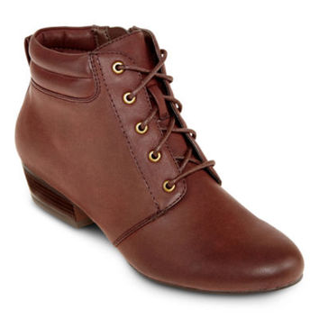 jcpenney | Yuu™ Tandem Lace-Up Booties