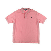 Polo Ralph Lauren Mens Cotton Short Sleeves Polo