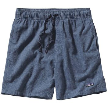 Patagonia Baggies Naturals Short - Men's XL - Buckland / Glass Blue