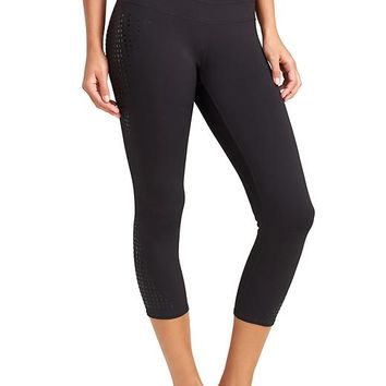 Athleta Womens Gel Dot Sonar Capri