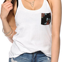 Empyre Betty Floral Pocket Tank Top
