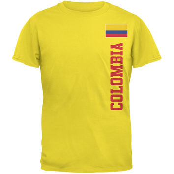 World Cup Colombia Yellow Youth T-Shirt