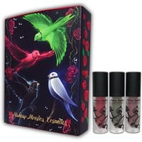 Grave Mistake, Decay, Blood Rose Mini Lip Bundle