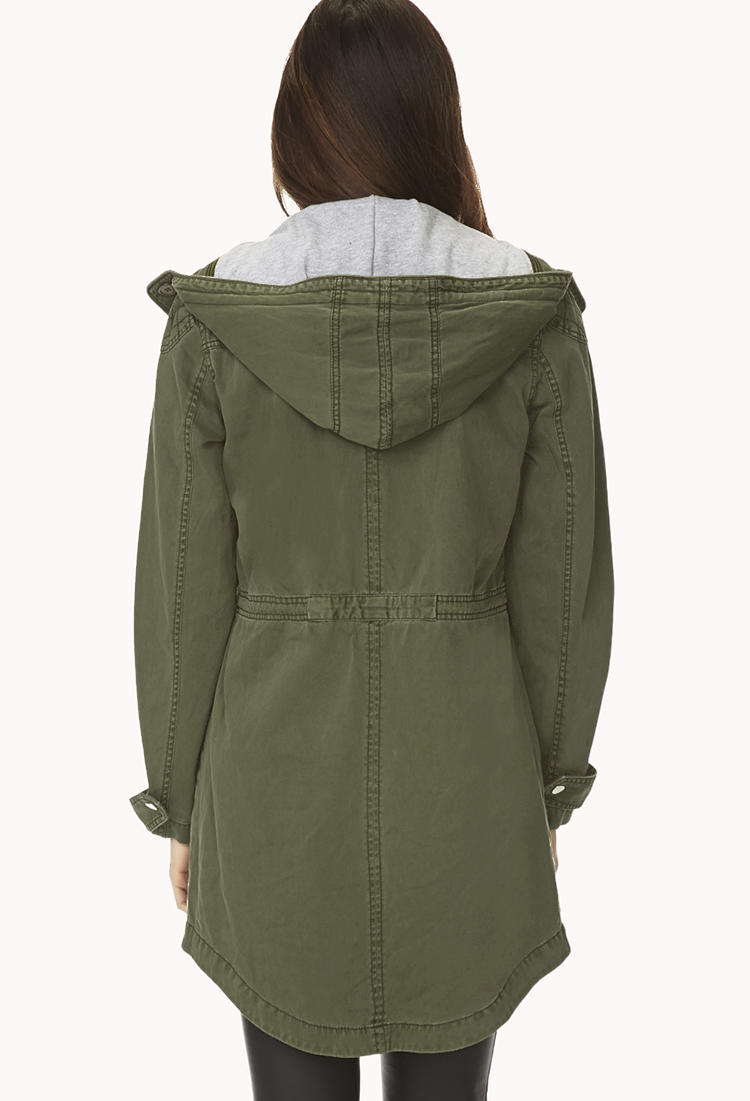 Must Have Utility Jacket From Forever 21