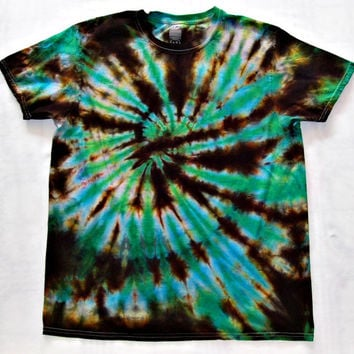 Tie Dye Shirt Cotton