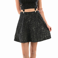 Mischief Cut Out Suspender Dress | Bloody-Fabulous
