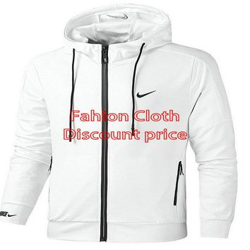 Nike Dri-FIT Mens Training Hoodie Nike Sweater White