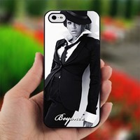 Beyonce - Design for iPhone 5 Black Case