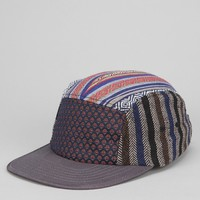 Rosin Mixed Material 5-Panel Hat - Urban Outfitters