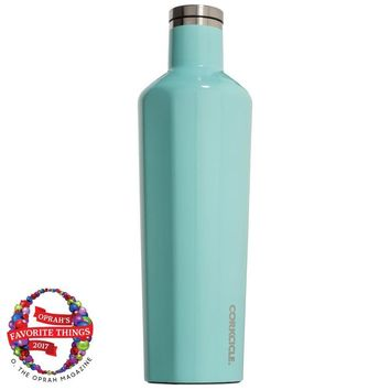 Classic 25 Oz. Canteen in Turquoise by Corkcicle
