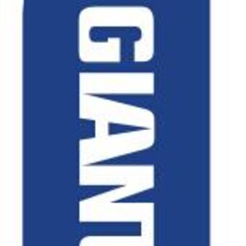 New York Giants feather flag  outdoor flag for 2.8m and 3.4m flagpole 110g knitted polyester the price without flagpole 17017