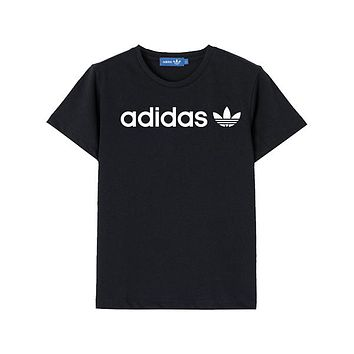 ADIDAS Children Girls Boys Casual Shirt Top Tee