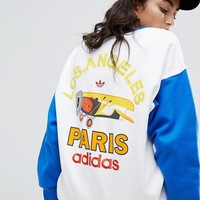 adidas Originals Archive Sweatshirt at asos.com