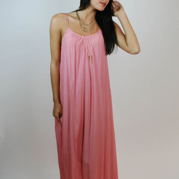 The Resort Maxi - Dusk Rose