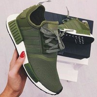 DCCKIJG Trendsetter ADIDAS NMD Women Casual Running Sport Shoes Sneakers