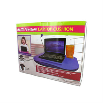 Lapdesk with Built in LED Lamp