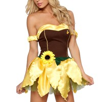 Atomic Sunny Sunflower Costume