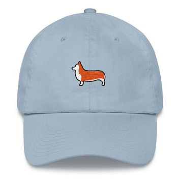 Corgi Dad hat