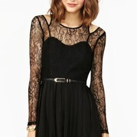 Wicked Lace Romper