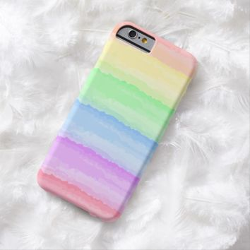 Claire Blossom Rainbow cake Barely There iPhone 6 Case