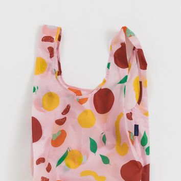 Autumn Fruit Standard Reusable Shopping Bag by Baggu - PRE-ORDER, SHIPS IN JULY