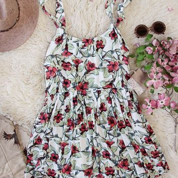 Free People Sweet You Minidress
