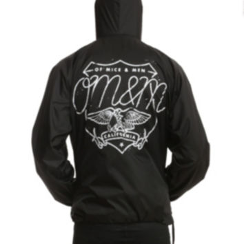 Of Mice & Men Windbreaker