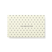Kate Spade Small Album, Big Picture Photo Album White/Black ONE