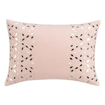 cupcakes and cashmere Mirrored Accent Pillow | Nordstrom
