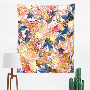 Rustic Floral #society6 #decor #buyart by 83 Oranges™