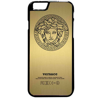 versace gold For iPhone 6 Plus Case *ST*