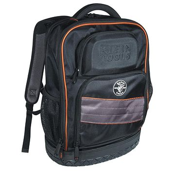 Klein Tools Tradesman Pro Organizer Tech Backpack [55456BPL]