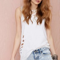 One Teaspoon Bonita's Salt Lake Cutoffs