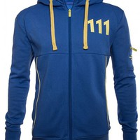Fallout 4: Vault 111 Sole Survivor Hoodie - Merchoid