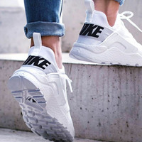 Nike Air Huarache Women Popular Sneakers Breathable Running Sport Shoes