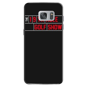 my best round is the 19th hole funny golf drinking Samsung Galaxy S7