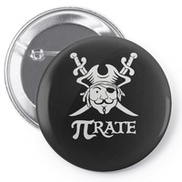 pi rate Pin-back button