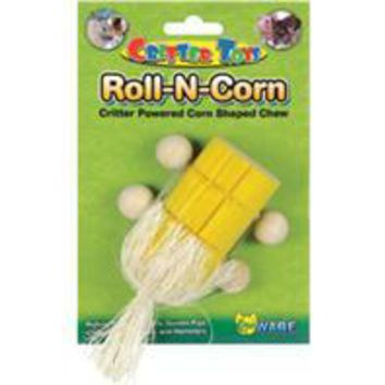 Ware Mfg. Inc. Bird/sm An - Roll-n-corn Small Animal Toy