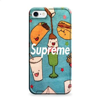 supreme food and drink iPhone 6 | iPhone 6S case