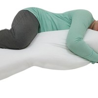 1500 COLLECTION-HUNGARIAN GOOSE DOWN ALTERNATIVE BODY PILLOW
