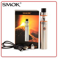 Original SMOK Stick V8 Vape Kit 3000mAh With TFV8 Big Baby Tank 5ml w 0.3ohm V8 Baby M2 dual Core Stick V8 Starter Kit