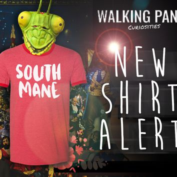 "The South Main Memphis ""South Mane"" Ringer T-Shirt *PRE-ORDER*"