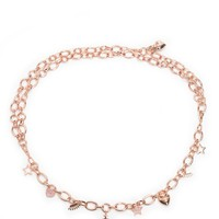 Rose Gold Chain Belt by Juicy Couture