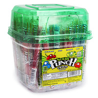 Sour Punch Twists - Wrapped: 195-Piece Tub